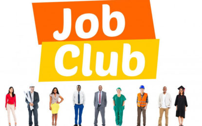 LEX 18 agenda conversation: Job club